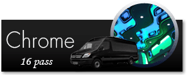 Chicago Chrome Party Bus Limousine Service