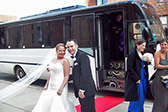 chicago party buses married